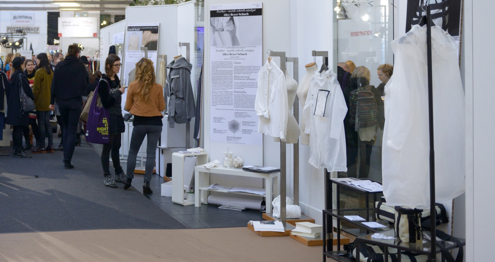 Future hopes die masterstudenten von der esmod berlin for Trend style wedel