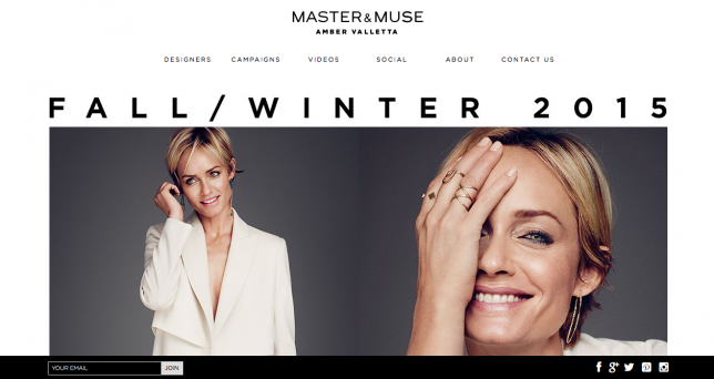 master and muse luxury eco fashion shop