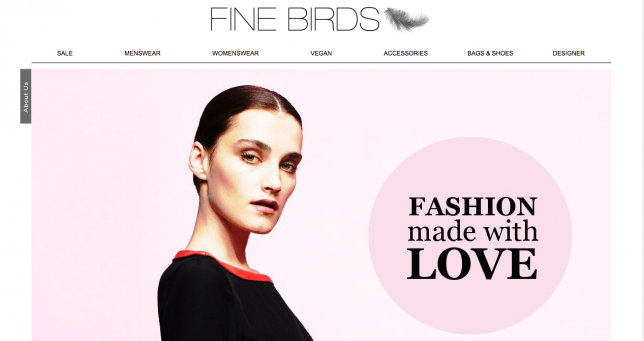 fine birds luxus eco fashion shop