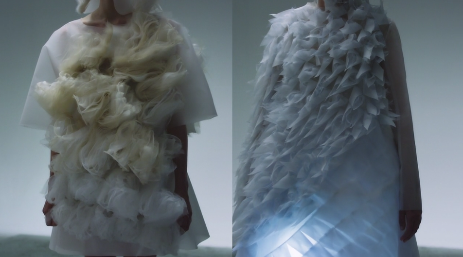Mode + Tech = Interactive Fashion