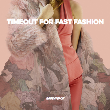 Greenpeace: 'Time Out' für Fast Fashion