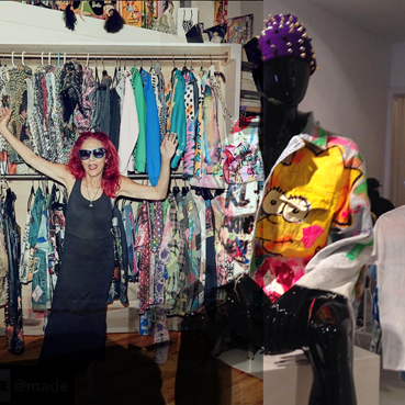 Meeting Patricia Field x MADE in Berlin